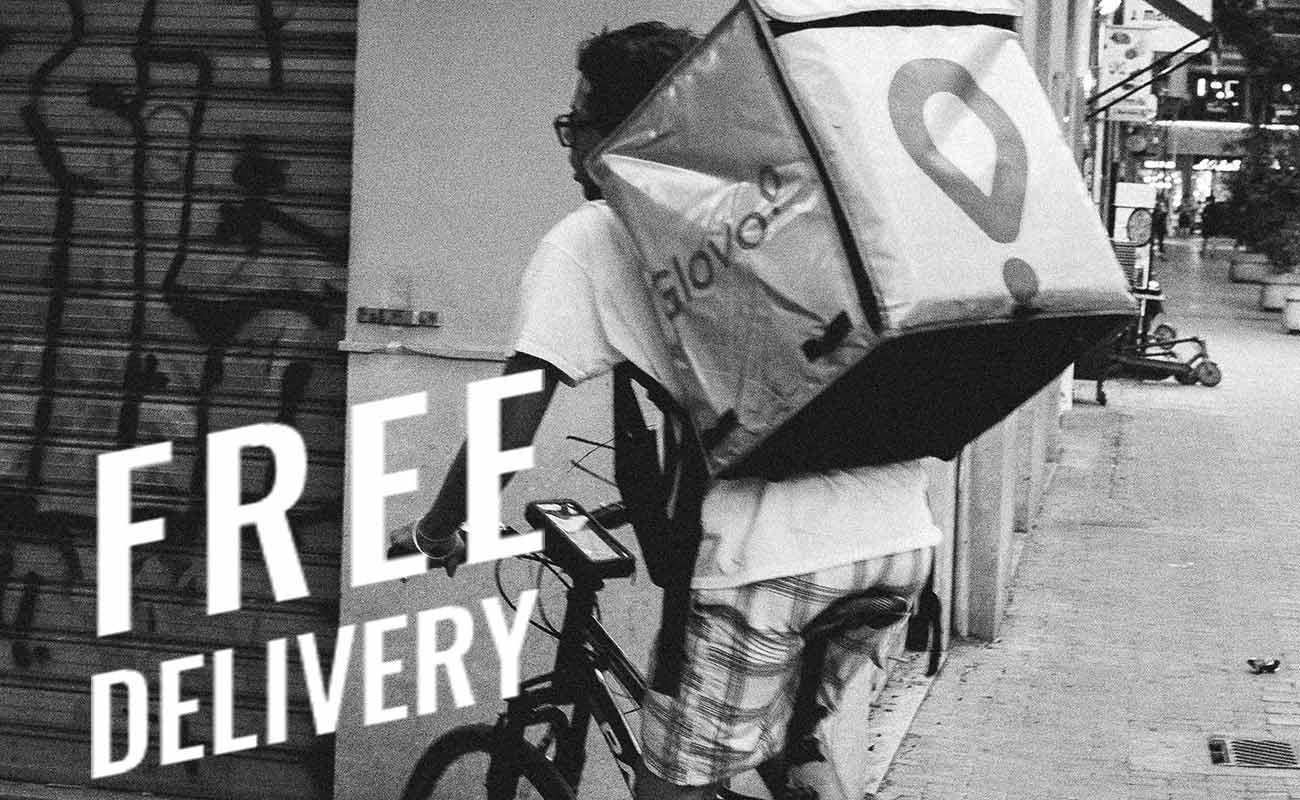 You are currently viewing we deliver at your door